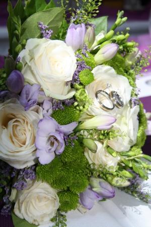 Fialová svatba 10
