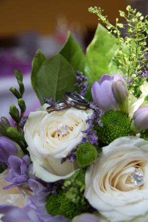 Fialová svatba 11