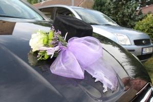 Fialová svatba 2