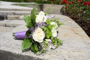 Fialová svatba 6